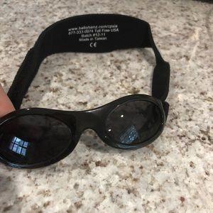 Baby banz sunglasses infant